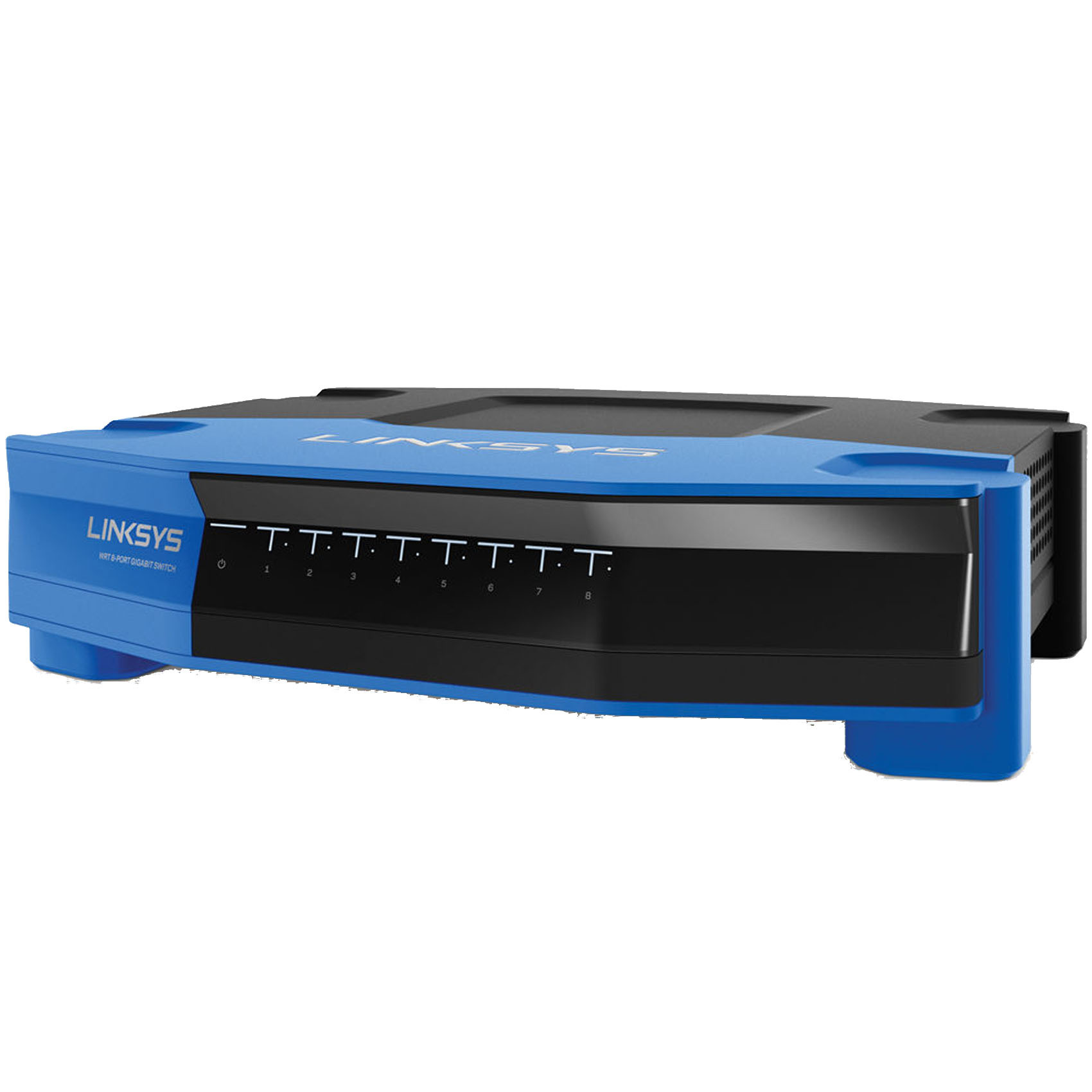 LINKSYS W/L SWITCH SE4008 8 PORT