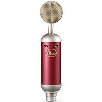 Blue Large-Diaphragm Studio Mic Spark Silver