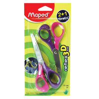 Maped 2 Scissors+1Free
