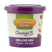 Goodness Foods Omega 3 Deluxe Mix 150g
