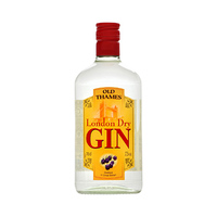 Old Thames London Dry Gin 37.5% Alcohol 70CL
