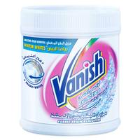 Vanish Crystal White Oxi Action Stain Fabric Remover 450G