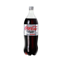 Coca-Cola Soft Drink Plastic bottle Light 1.25L