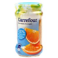 Carrefour Marmalade Orange Light 340g
