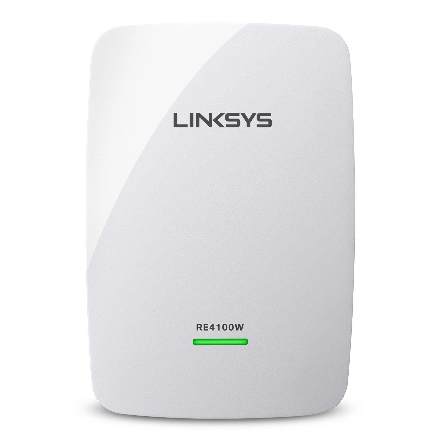 LINKSYS W/L RE RE4100W