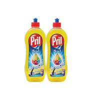 Pril Dishwashing Liquid Lemon 700 Ml 2 Pieces