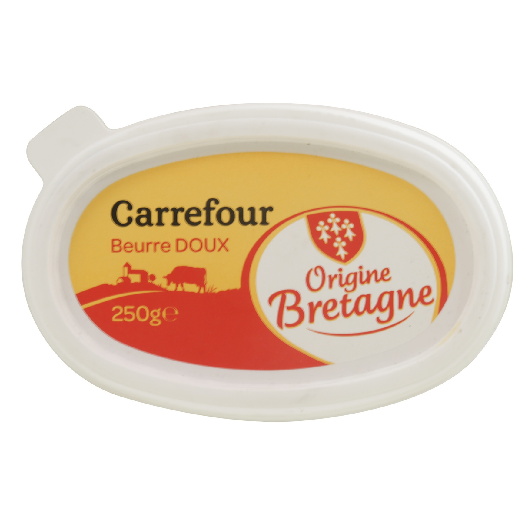 CRF BUTTER UNSALTED CUP 250G
