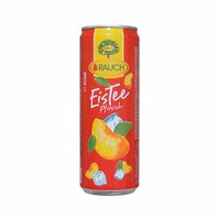 Rauch Ice Tea Peach 335ML