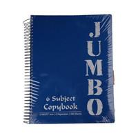 Mintra Jumbo Notebook 6 Subject A4 240 Sheet 203