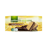 Gullon Wafer Chocolate Sugar Free 70GR