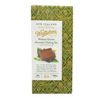 Whittaker'S Waikato Grown Aromatic Oolong Black Tea Block 100g