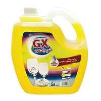 جي إكس سائل غسيل برائحة الليمون 5 لتر