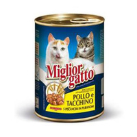 Miglior Cat Food Can Chicken 405GR