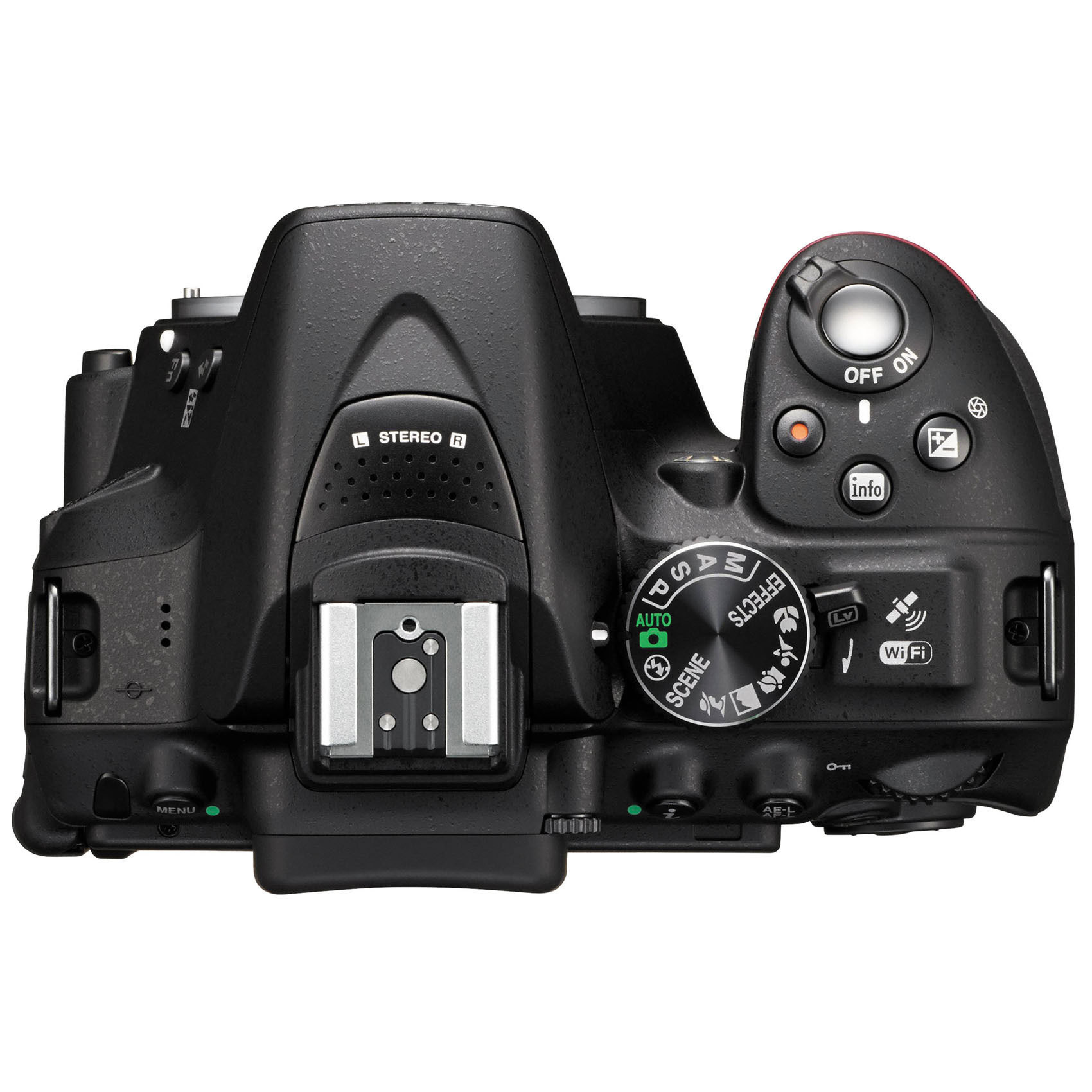 NIKON SLR D5300 AF-P 18-55+55-200MM