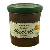 Carrefour Mirabelle Plum Jam 370g