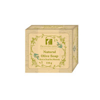 Beauty Secrets Natural Soap Olive 110 Gram