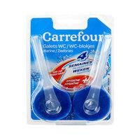 Carrefour Wc Bloc S/Nacel Marine X2
