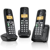 Gigaset Cordless Phone A220 Trio