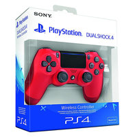 Sony PS4 Wireless Controller VR Red