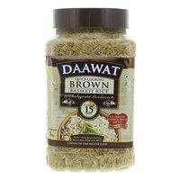 Daawat Quick Cooking Brown Basmati Rice 1kg