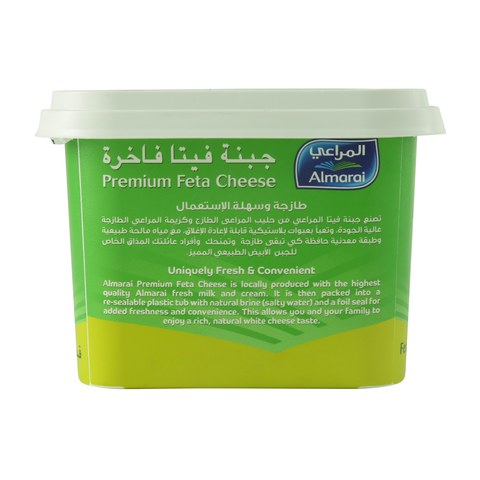 Almarai-Premium-Feta-Cheese-Full-Fat-400g