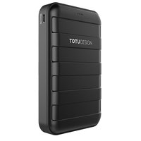 Totudesign Power Bank Suit 12000mAh Black