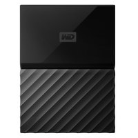 WD Hard Disk 2TB My Passport For Mac 2TB Type C Black