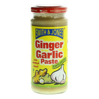 Smith & Jones Ginger Garlic Paste 250g