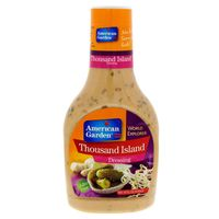 American Garden Thousand Island Salad Dressing 473ml