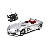 Rastar Race Car Mercedes SLR