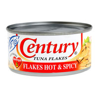 Century Tuna Flakes Hot & Spicy 180g