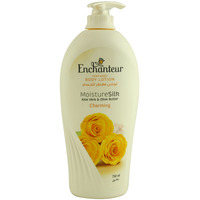 Enchanteur Perfumed Body Lotion Moisture Silk Charming 750ml