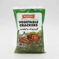 Makati Crackers Vegetable 230 g