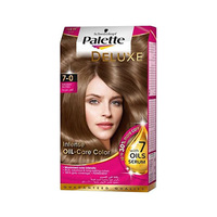Palette Deluxe Midway Blonde Arab 7-0 50ML 2+1 Free