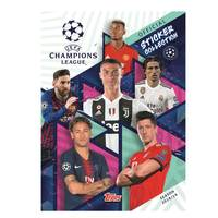 Topps Champions League Match Attax 2018-19 Sticker Album