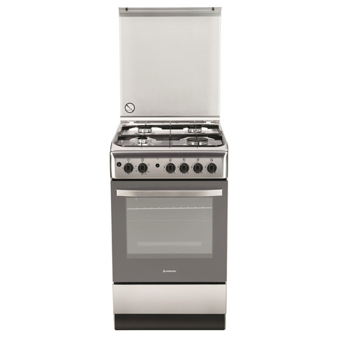 Ariston-50X60-Cm-Gas-Cooker-A5GG1F-4Burners
