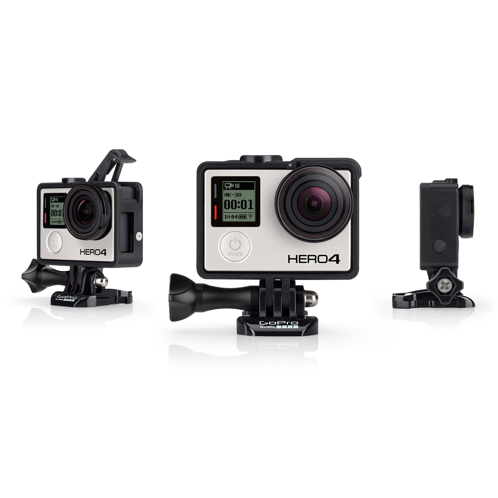 FRAME MOUNT ANDFR-301 GO PRO
