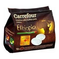 Carrefour Coffee Pods Arabica Ethiopia 7gX18