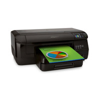 Hp Printer Office Jet Pro 8100 Colour Inkjet  Black