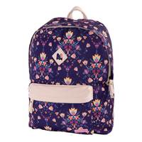Ambar M&M School Backpack Garden Halo