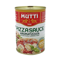 Mutti Pizza Sauce Spicy Tin 400GR