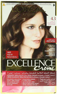 L'OREAL Paris Excellence Crame Golden Brown No.4.3