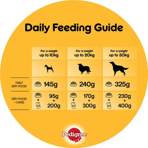 PEDIGREE®-Chicken-&-Vegetables-Dry-Dog-Food-Adult-3kg