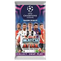 Topps Champions League Match Attax 2018-19 Individual Trading Card Pack