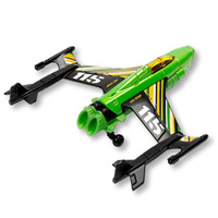 Hot Wheels Diecast Alloy Airplane Model Vehicles
