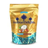 Arabian Delights Coconut Chocodate 100g