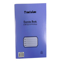 Sinarline 100 Sheet Ex Book 20 Mm Pc