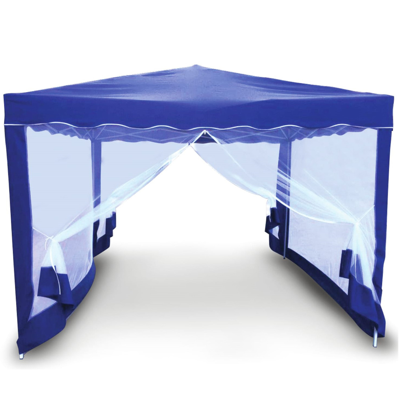 PARTY TENT 3X3X2.5M W/MOSQUITO NET