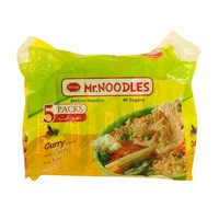 Pran Mr. Noodles Instant Noodles Curry Flavor 70gx5