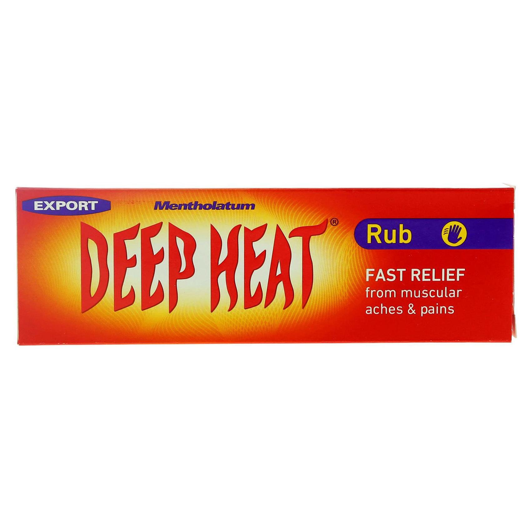 DEEP HEAT RUB 100G
